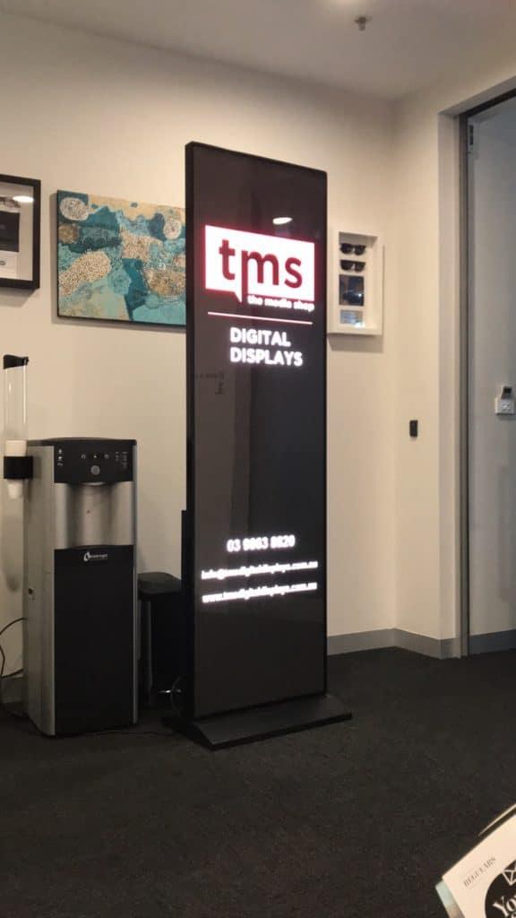 Tms Digital Slimline